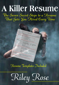 A Killer Resume Book